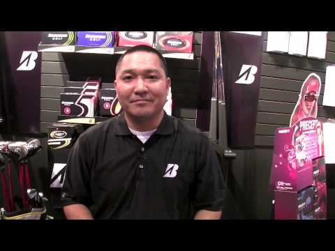First Look: Bridgestone J38 460 Driver