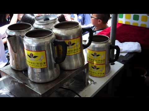 Hong Kong Milk Tea Competition Campaign 國際金茶王大賽