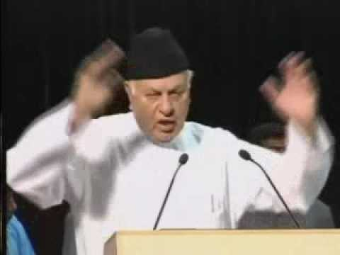 Dr. Farooq Abdullah at VIT [Part 2]