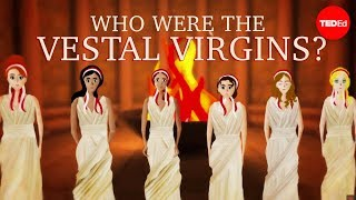 Who were the Vestal Virgins, and what was their job? - Peta Greenfield