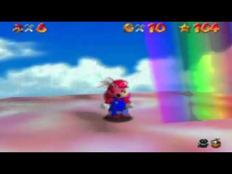 Super Hobbit Plays Super Mario 64 - Part 29