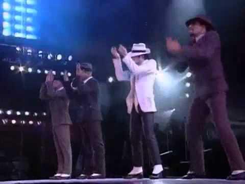 Smooth Criminal Live 1992 Dangerous Tour   Michael Jackson video