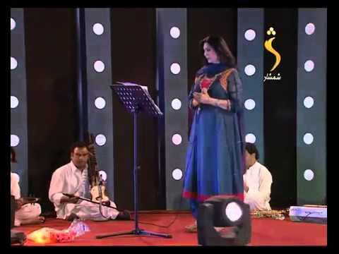 Naghma Eid show part2 اختر د نغمي سره