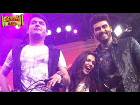 Deepika Padukone, Arjun Kapoor on Comedy Nights with Kapil 30th August 2014 EPISODE | Finding Fanny