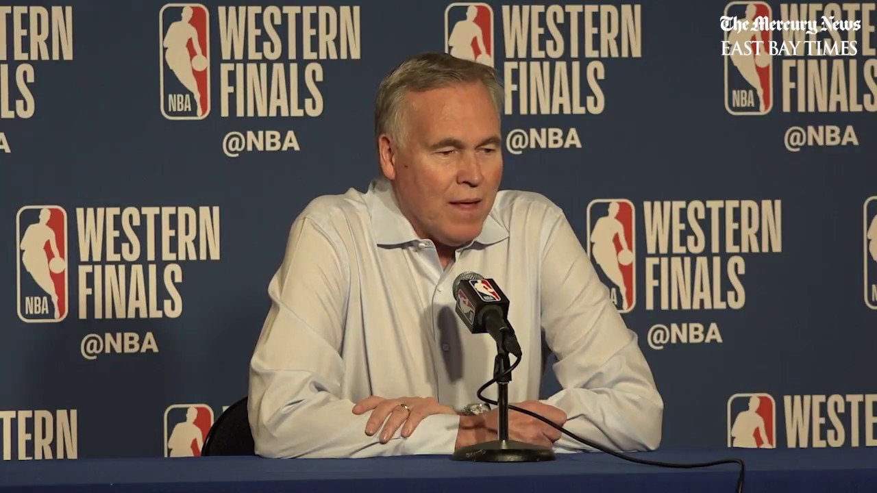 NBA Playoffs: D'Antoni on Chris Paul being out for Game 6