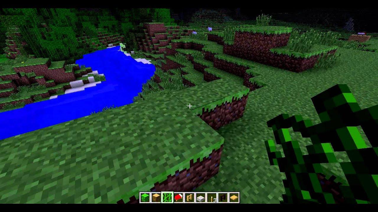 MineCraft] Come costruire un letto a castello - YouTube