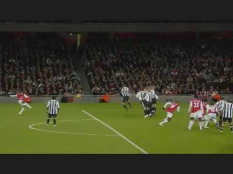 Video Highlights: Arsenal 3-0 Hull City  Denlison, Eduardo, Diaby Goals