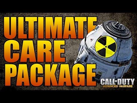 Advanced Warfare: Ultimate Care Package! (Scorestreak Customization)