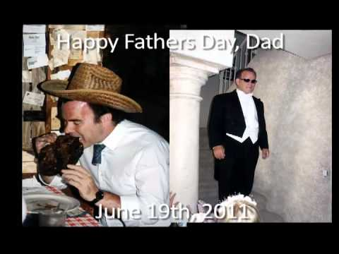 Billy Butler BBC - Happy Fathers Day Dad - June 2011.mp4