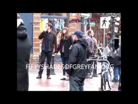 Exclusive: Jamie Dornan and Dakota Johnson on Fifty Shades Darker on March, 02
