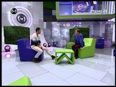 Интервью с Даном Баланом в эфире Москва 24