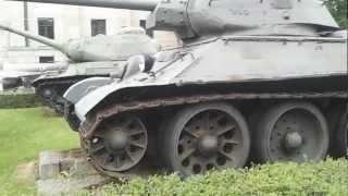 T-34, IS-2, Sherman itp. - Scoobany w Muzeum Wojska Polskiego