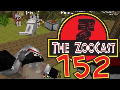 Minecraft Jurassic World (Jurassic Park) #152 So Many Dogs! [1080p 60fps]