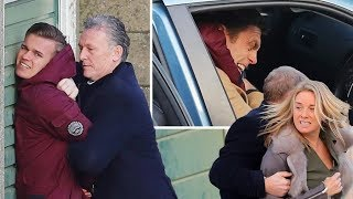 EastEnders - Hunter Owen Gets Arrested (14th February 2019 Episode 1)