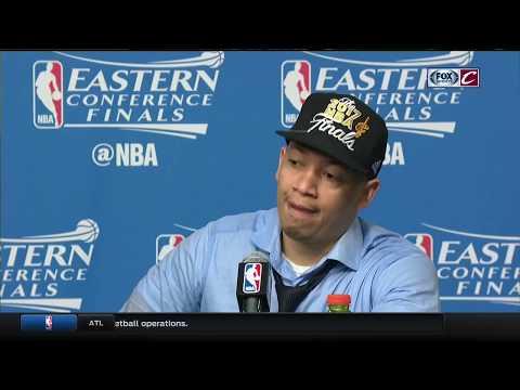 Tyronn Lue postgame press conference | Cavs-Celtics Game 5 | NBA Playoffs
