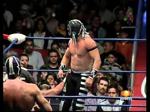 CMLL - Místico, Volador Jr., La Sombra vs. Mr. Niebla, Negro Casas, Heavy Metal, 2009/01/23
