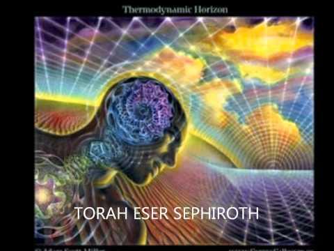 Código Sagrado TORAH ESER SEPHIROTH. Mantra Sanación ADN