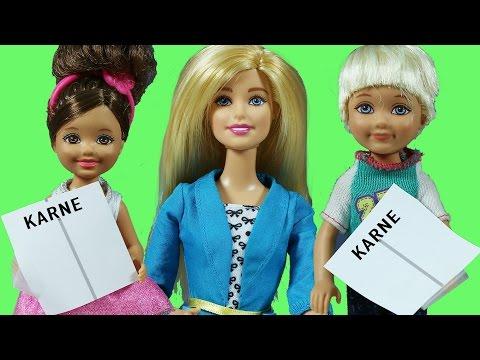 Barbie ve Ailesi Bölüm 34 - Karne Günü