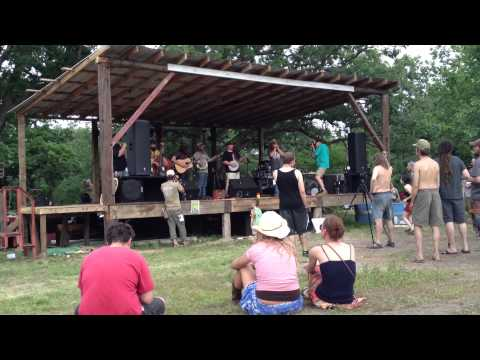 Honkey Suckle Live at Festy Fest 2012 [HD]