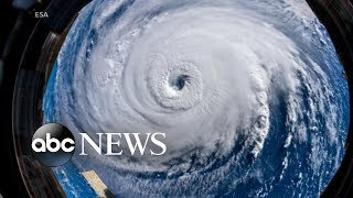 Hurricane Florence, the Category 3 monster storm