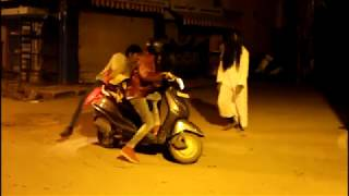 Scary Yet Funny Ghost Prank In Bangalore