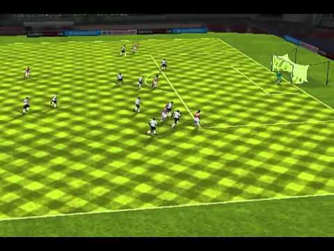 FIFA 13 iPhone/iPad - Manchester Utd vs. Arsenal (bunny)