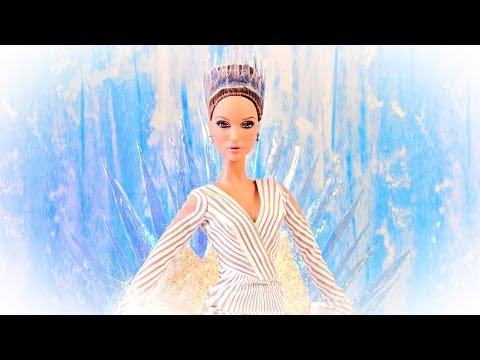 How to Make Doll Icicles. Ice Crown & Ice Throne