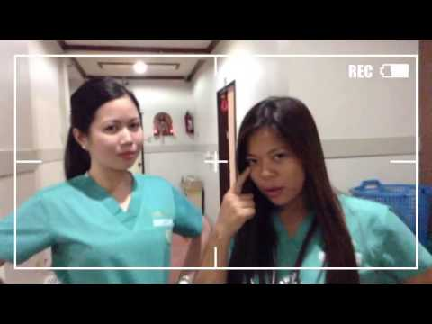 "JP Sioson General Hospital Ward Nurses and Doctors""Moves Jagger"" Fan Video"