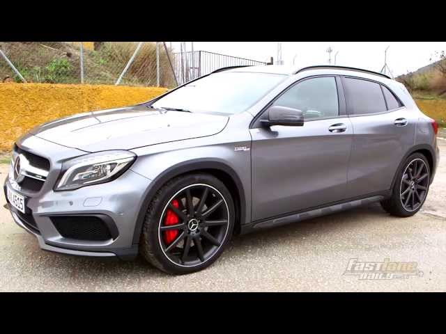 2015 Mercedes-Benz GLA45 AMG Review - Fast Lane Daily