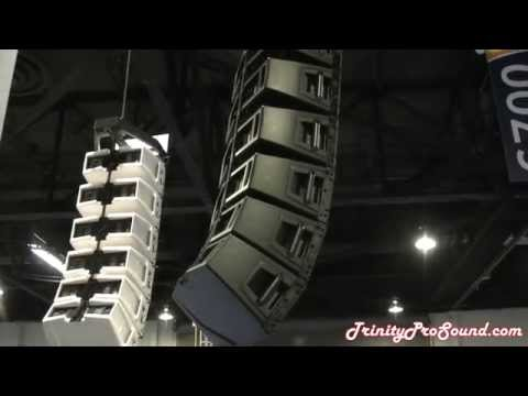 RCF and DB TECHNOLOGIES SPEAKERS - NAMM 2015 - AUTHORIZED DEALERS