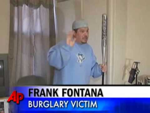 Man Wakes Up in Bed With Alleged Burglar