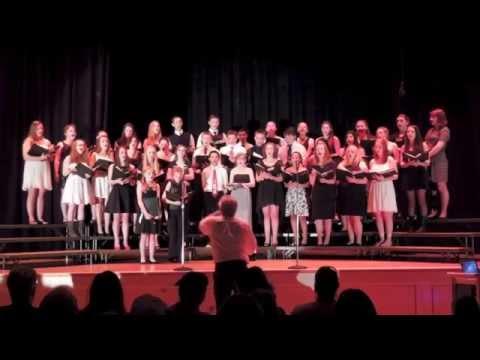 Bolton Central School Chorus Spring Concert 2014