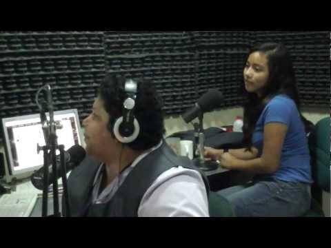 Entrevista en Alfa Radio' FM (Guayaquil - Ecuador)