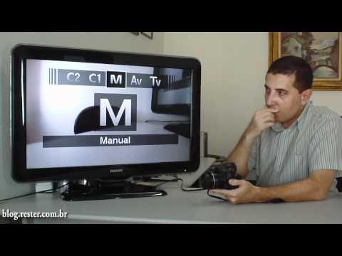 #ResterTECH S02E32 - Modos P. M. Tv e Av da Canon SX30