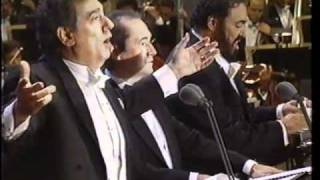 The 3 Tenors O Sole Mio 1994