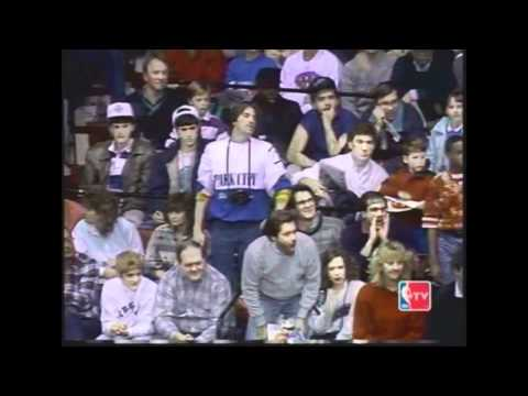 NBA Slam Dunk Contest 1988. Michael Jordan vs. Dominique Wilkins