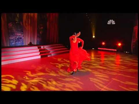 Танец огня - Ше-Линн Бурн
