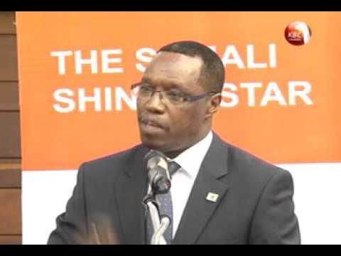 KBC lauches new Somali language radio station