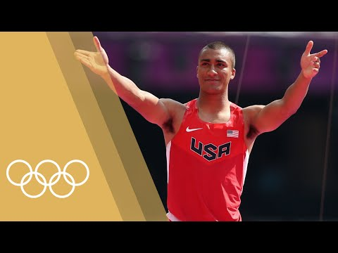 Ashton Eaton [USA] - Decathlon | Champions of London 2012