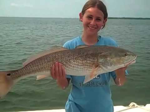 Big Redfish | Brook Wallace Fishing Charters | Sarasota Fishing