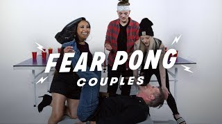 Couples Play Fear Pong (Debbie & Shawn vs. Chelsea & Marchand)   Fear Pong   Cut
