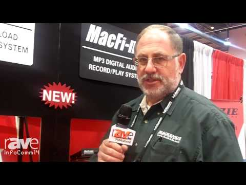 InfoComm 2014: Mackenzie Laboratories OPM-1S Digital Page Stacking System