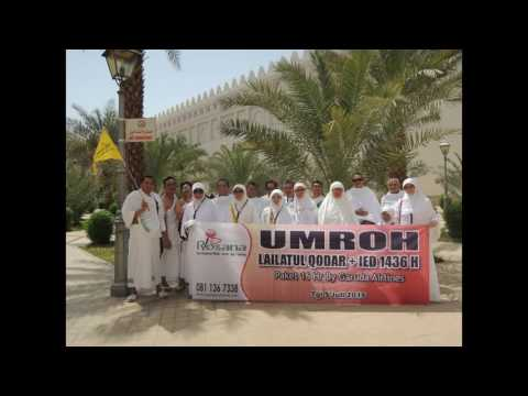 Video biro travel umroh malang