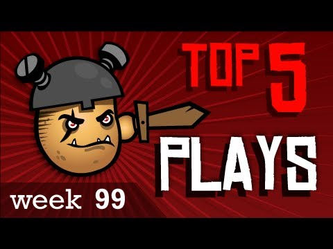 League of Legends Top 5 Plays Week 99