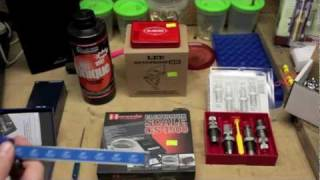 Reloading Handgun Ammo Tutorial Part 1