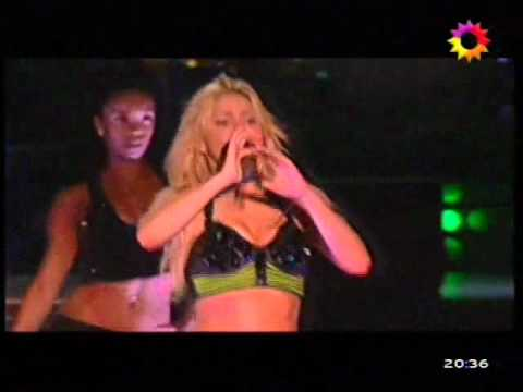 Shakira - Loba (Tour Sale El Sol DVD)