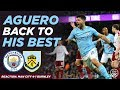 AGUERO BACK TO HIS BEST | Man City 4-1 Burnley MP3
