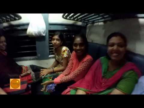 Podróż Intercity pociąg Indie