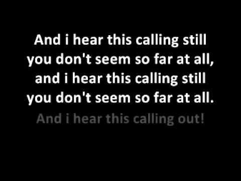 All That Remains - This Calling Lyrics | MetroLyrics