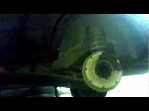 Видео как снять главный тормозной цилиндр